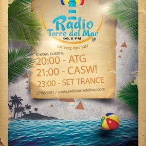 CASW! - Guest for Carlos Olmo - Radio Torre del Mar