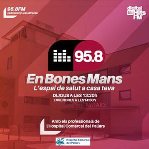 Ràdio Tremp - En Bones Mans - Infeccions respiratòries en infants, amb Elena Alcover (10/01/2019)