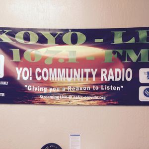 KOYO 107.1Fm , Drive @ 5 mixx (12-19-16)