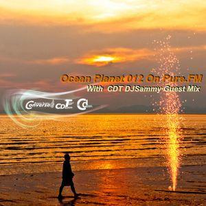 Converse Dream Team-Ocean Planet 012 On Pure.FM With DJSammy Guest Mix
