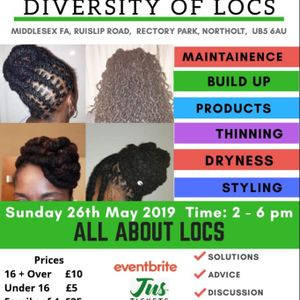 BC Interview with Antoinette the creator of The Beautiful Diversity of Locs