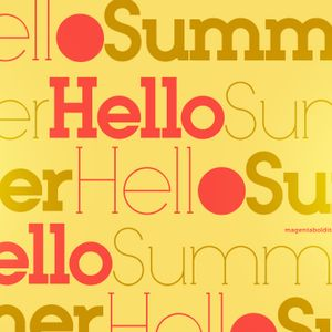 Tom Symon - Hello Summer Mix 2012
