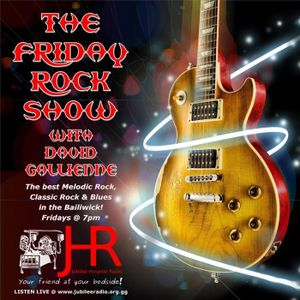 The Friday Rock Show (22nd May 2015)