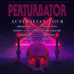 Perturbator support Nov 2017