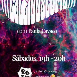 (((CALEIDOSCÓPIO))) de 22 de Agosto 2015 - Antena 3 Rock