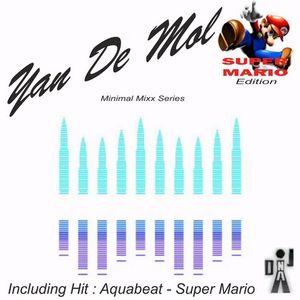 Yan De Mol Minimal Mixx Series Super Mario Edition