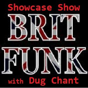 Brit Funk 1981 Showcase Show on Sound Fusion Radio.net with DJ Dug Chant