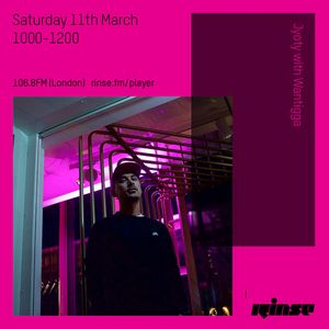 Mix for Rinse FM 10/03/2017
