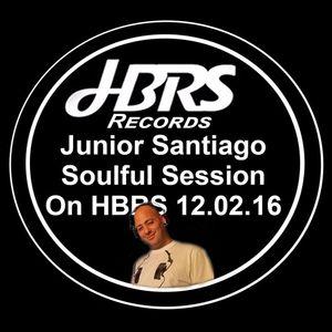 Junior Santiago Live On HBSR 12-02-16