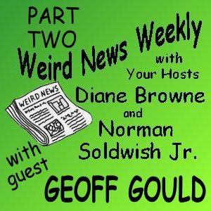 Weird News Weekly April 28 2016