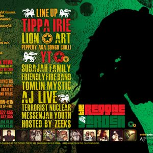 Reggae Garden 2012 Promo Mix - selection by AJ & Bully aka Raggabon Sound