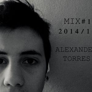 Mix#1 2014/15 by ALEXANDER TORRES