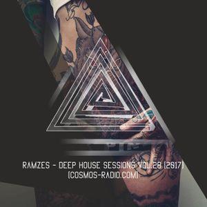 Ramzes - Deep House Sessions vol.28 (2017)(cosmos-radio.com)