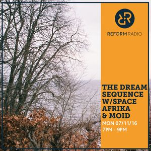 The Dream Sequence w/Space Afrika & Moid 7th November 2016