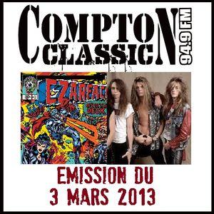 Compton Classic - Emission du 3 Mars 2013