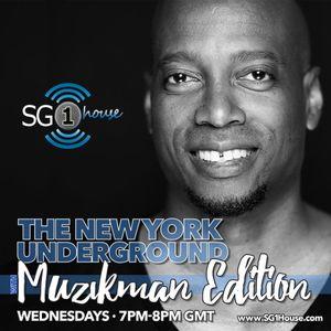 The New York Underground w Muzikman Edition #40