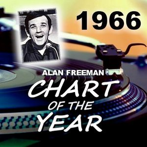 Chart of the Year 1966 - Alan Freeman