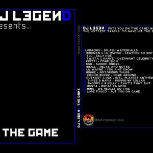 DJ Legend - The Game (mixtape)