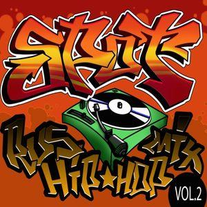 DJ Spot - Rus. Hip-Hop Mix Vol.2 (2008)