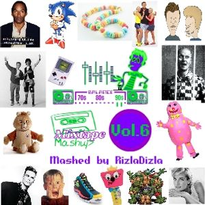 Rizlas Mixtape Mashup Vol.6