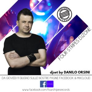 DANILO ORSINI - Four Stripes DjZone 11 June 2020