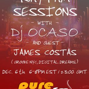 Dj Ocaso - Night Rhythm Sessions 017 [December 06 2011] Part 1 on Pure.Fm
