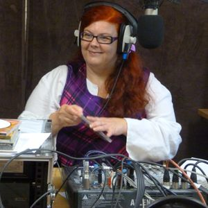 SpaceCat Show/ Lucy Moon Interviews. Recycle Radio 5 July 2014  2PM