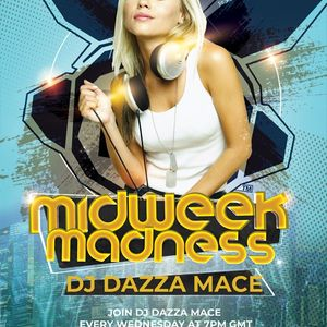 Midweek Madness With Dazza (R&B Classics) - February 12 2020 www.fantasyradio.stream