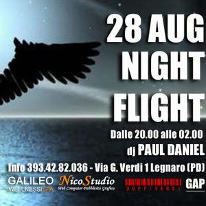 28 AUG - NIGHT FLIGHT