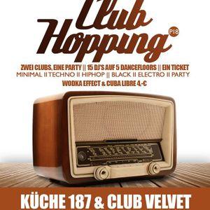 Marco Melandri I KÜCHE187 & VELVET I CLUB HOPPING I Wittenberg I Vinyl Set!!! 09-05-15