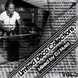 Limited Disco Collections 1 by DJ Nusa