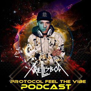 protocol feel the vibe #13 (Ariel-Lisboa)