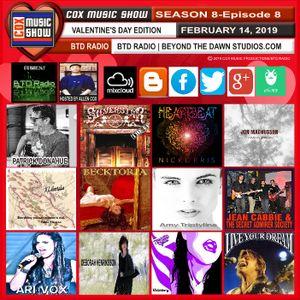 CMS Season 8 Episode 8-Valentine's Special