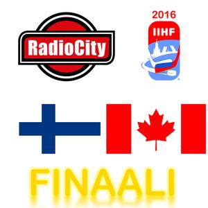 Jääkiekon MM 2016: Suomi - Kanada (Finaali)