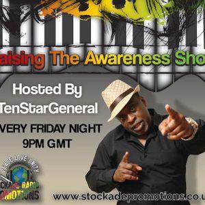 Raising The Awareness Show 29th 2017