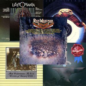 Rick Wakeman - First Five