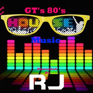 RJ's Classic 80's Groove Show, GT 80's House Special, 4th August 2014