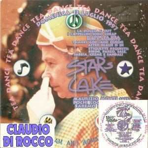 Claudio Di Rocco @ Star's Cake (at Echoes), Misano RN - 13.07.1997
