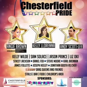 Chesterfield Pride acts mix