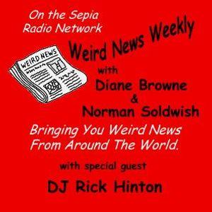 Weird News Weekly September 10 2012