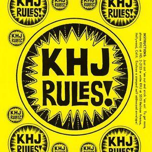 KHJ  Los Angeles / Sales Presentation 1965