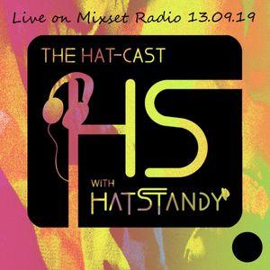 Hat-Cast Live On Mixset Radio 13.09.19