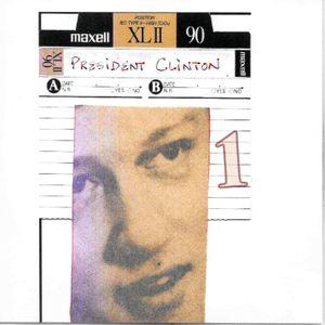 PRESIDENT CLINTON 1/2
