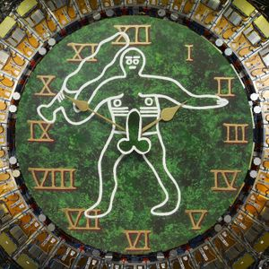 The Forthcoming Buddhist Apocalypse volume 2/23: The CERN Caper (part 1/3 - The Giant Hard-On)