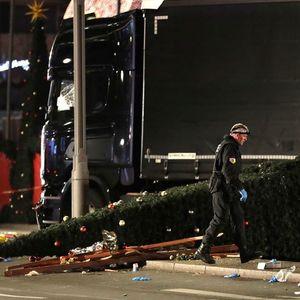 Probable terrorist attack at Berlin Christmas market