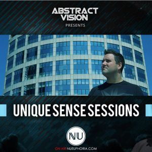 Abstract Vision - Unique Sense Sessions 046 (Live @ Digital Emotions 16.09.2017, Moscow)