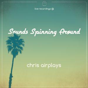 chris airplays @ søunds spinning arøund, club makossa, london, uk - 13/05/2017