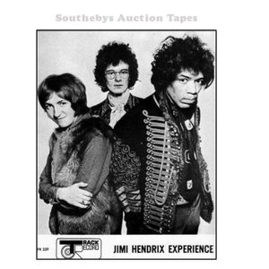 1968 -Jimi Hendrix Experience  - Axis Bold As Love Sessions (aka. the Southeby's Auction Tapes)