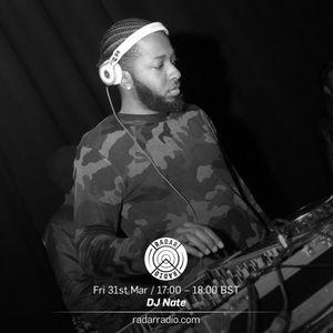 DJ Nate - 31st March 2017