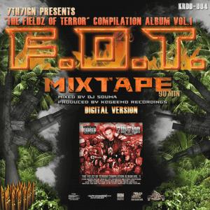 F.O.T MIXTAPE -SIDE B (45 min) by DJ SOUMA & THE FIELDZ OF TERROR ARTISTZ